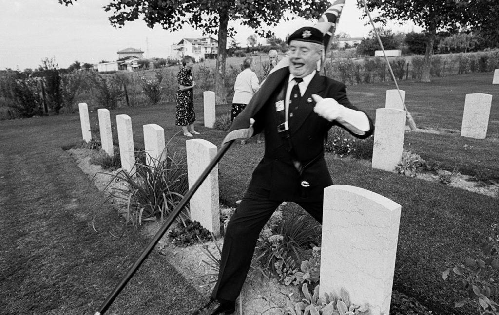 Ci resta il nome_Coriano, Rimini, British War Cemetery