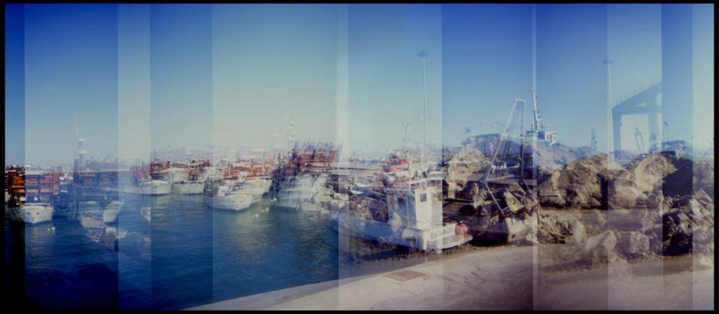 città visibili, sovrapposizioni